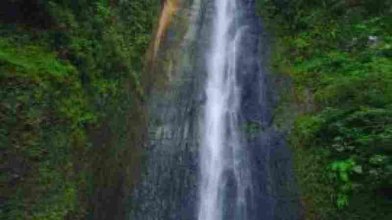 Inilah Air Terjun Tertinggi di DIY, Pemandangannya Menakjubkan