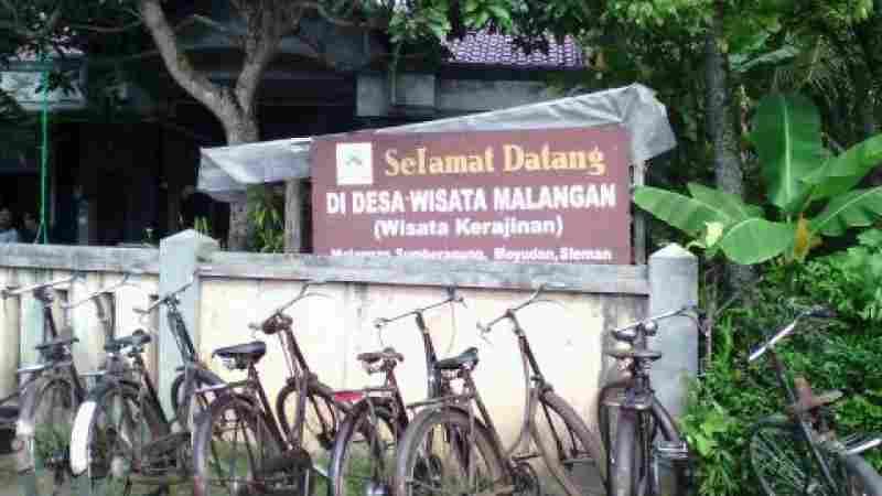 Bangkitnya Desa Wisata Malangan Sleman dari 'Mati Suri'