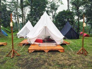 wisata camping di jogja Wisata Camping Di Tengah Musim Salju Hadir Di Kaliurang