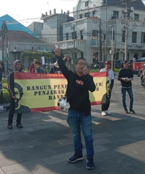 Solidaritas Mahasiswa Sultra di Yogya Desak Kapolri Tuntaskan Kasus Penembakan Mahasiswa